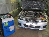 Заправка кондиционера фреоном, ремонт печек