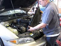 Диагностика автомобильных радиаторов